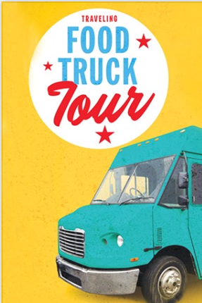 Food Truck Logo CROP