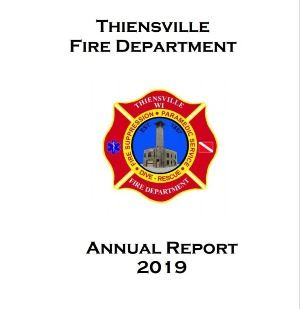 2019 TFD Annual Report Image