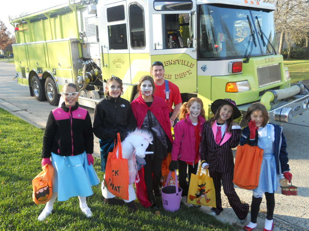 Truck Or Treat 2012
